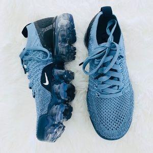 """Nike Air Vapormax 2 Flyknit """"Work Blue"""" NEW"""